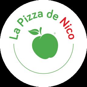 La pizza de nico logo