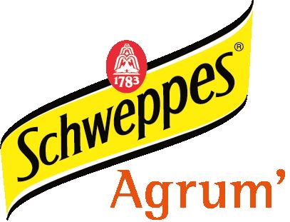 Logo Schweppes Agrumes