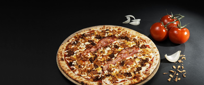 Nouvelle carte La Pizza de Nico
