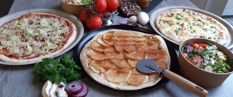 Au Menu Pizza De Nico