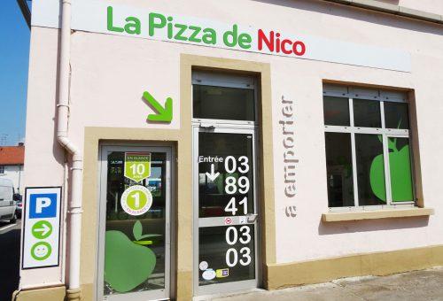 pizzeria colmar facade exterieur