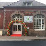 restaurant italien colmar gare facade exterieure