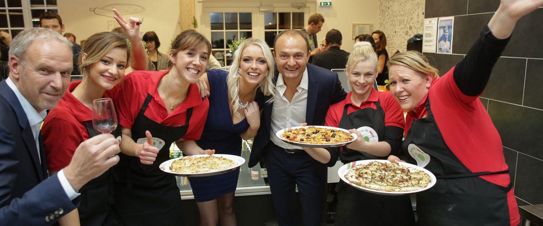 equipe la pizza de nico colmar gare inauguration