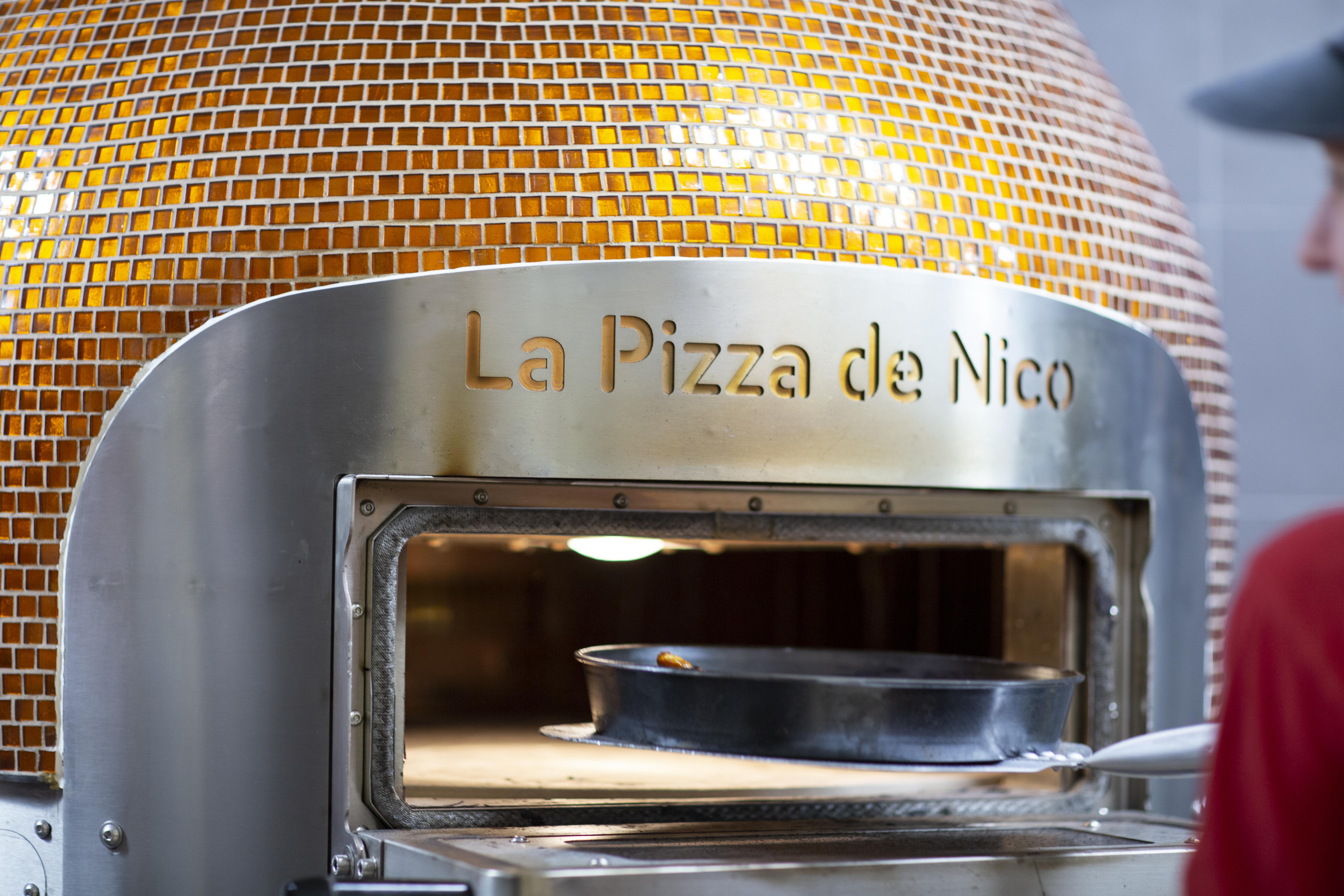 Franchise restaurant pizzeria La Pizza de Nico
