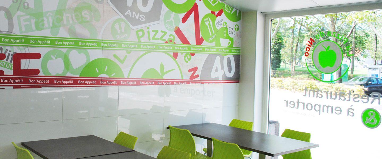 pizzeria haguenau intérieur restaurant