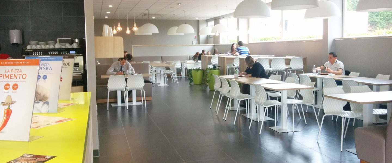 restaurant illkirch salle