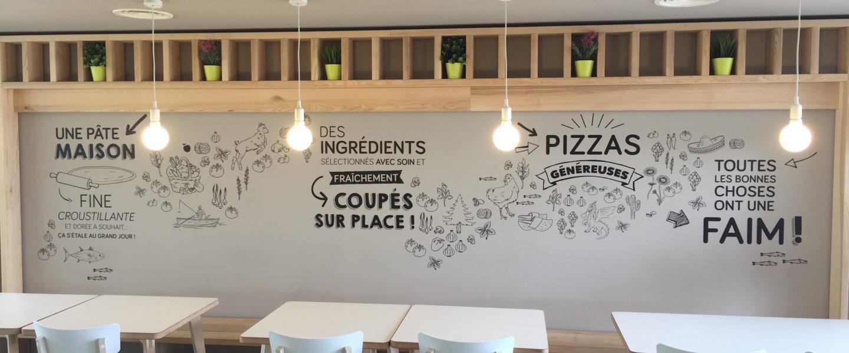 pizzeria sélestat salle restaurant