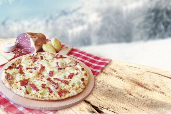 La pizza l'Après-ski