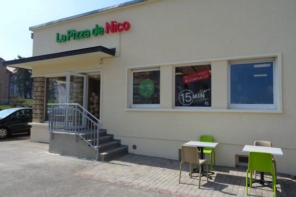 Nouveau restaurant à Bitche