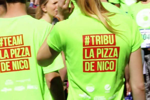 La Pizza de Nico gagne le challenge des courses de Strasbourg