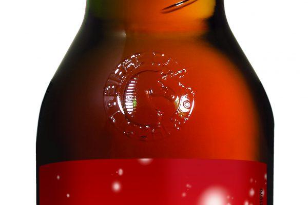 bière de noël 2017 La Licorne
