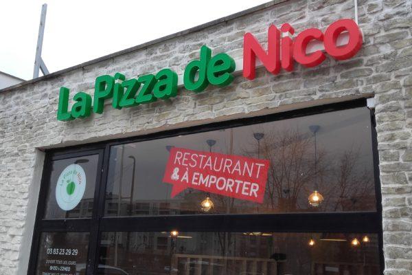 restaurant la pizza de nico vandoeuvre lès nancy