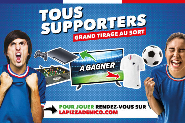 GRAND TIRAGE AU SORT SPECIAL FOOT 2018
