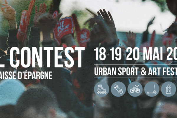 affiche officielle NL Contest