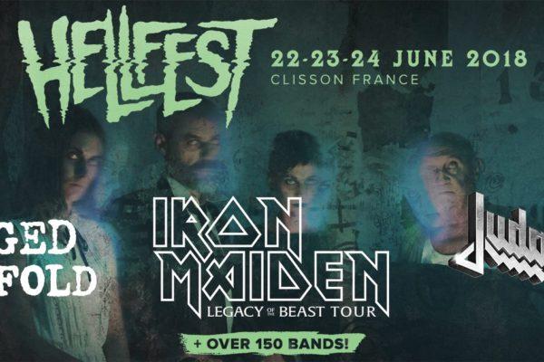 Hellfest Open Air Festival – 22, 23 et 24 juin