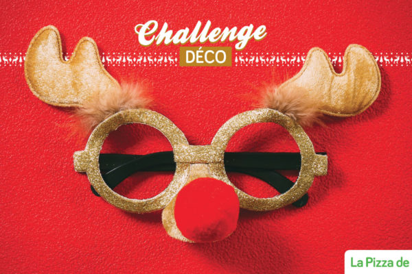 Challenge déco