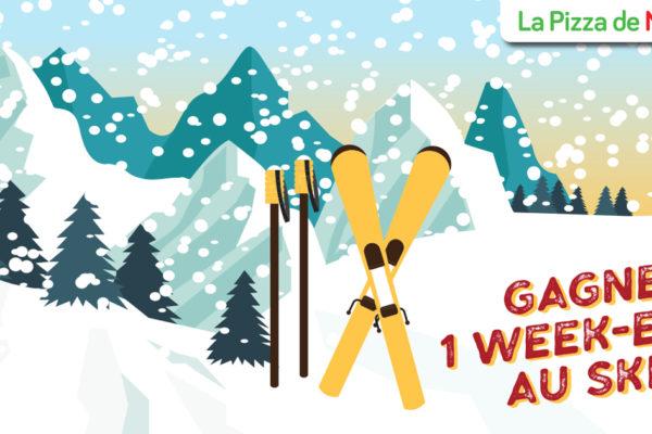 Challenge week-end ski