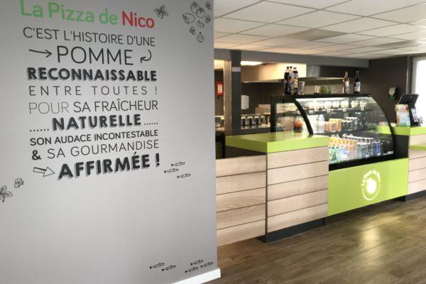 Ouverture d'une nouvelle pizzeria à Illzach