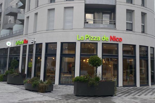 Ouverture d'une nouvelle pizzeria à Valenciennes