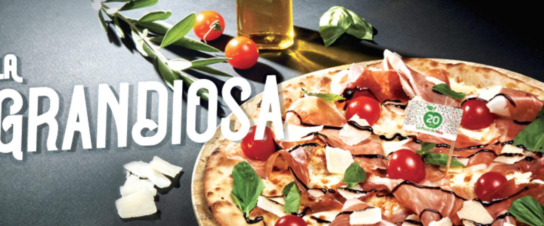 La Pizza de Nico La Grandiosa