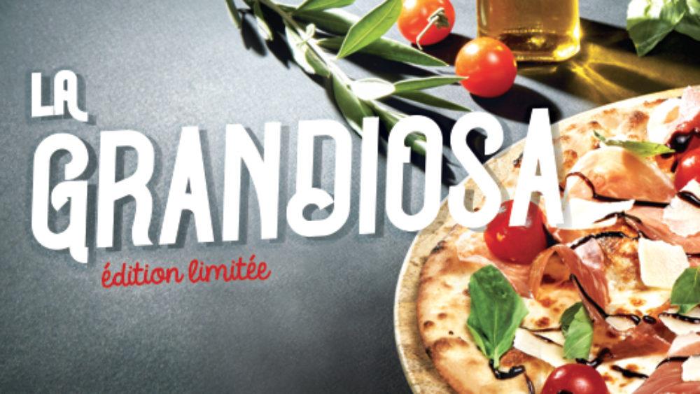 La Grandiosa La Pizza de Nico