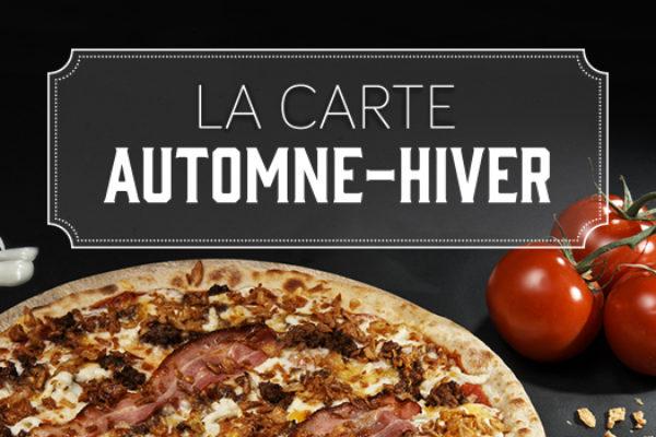 La nouvelle carte Automne – Hiver 2020 est disponible !
