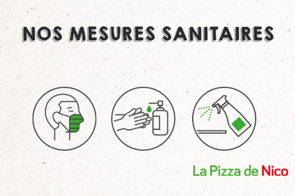 Nos mesures sanitaires